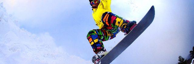 スノーボードの画像